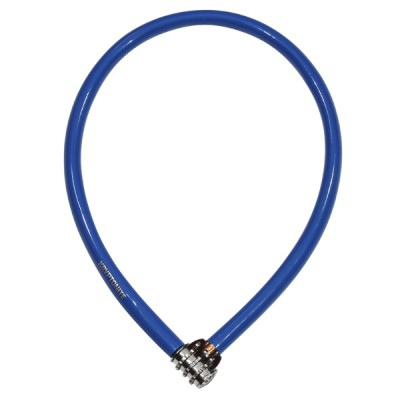 Kryptonite KR Cable Keeper 665 Combi 9mmx65cm