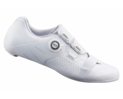 CHAUSSURES FEMME ROUTE SHIMANO RC500 BLANC