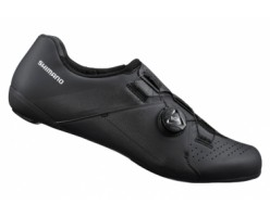 Chaussures Route SHIMANO RC300 Large Noir 2021