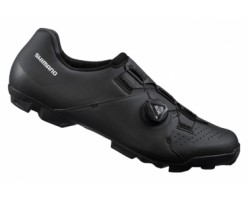 Chaussures VTT Shimano XC300 Larges Noires