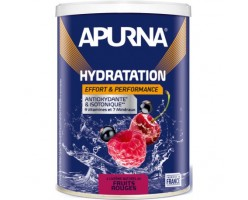 Apurna Boisson Hydratation Fruits Rouges Pot de 500g
