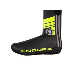 Endura Couvre-chaussures Route jaune M